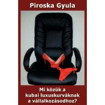 Piroska Gyula: Mi közük a kubai luxuskurváknak a vállalkozásodhoz?